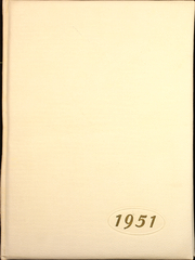 Abington Friends School - Outward Bound Yearbook (Jenkintown, PA) online yearbook collection, 1951 Edition, Cover