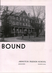 Page 14, 1951 Edition, Abington Friends School - Outward Bound Yearbook (Jenkintown, PA) online yearbook collection