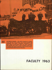 Page 15, 1963 Edition, Abraham Lincoln High School - Lincolnian Yearbook (Los Angeles, CA) online yearbook collection