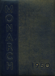 Abraham Lincoln High School - Monarch Yearbook (San Jose, CA) online yearbook collection, 1950 Edition, Cover
