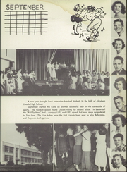 Page 11, 1950 Edition, Abraham Lincoln High School - Monarch Yearbook (San Jose, CA) online yearbook collection