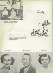Page 12, 1950 Edition, Abraham Lincoln High School - Monarch Yearbook (San Jose, CA) online yearbook collection
