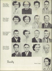 Page 15, 1950 Edition, Abraham Lincoln High School - Monarch Yearbook (San Jose, CA) online yearbook collection