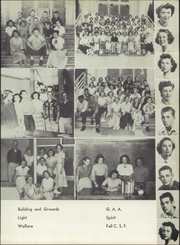 Page 17, 1950 Edition, Abraham Lincoln High School - Monarch Yearbook (San Jose, CA) online yearbook collection