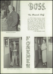 Page 10, 1955 Edition, Abraham Lincoln High School - Monarch Yearbook (San Jose, CA) online yearbook collection
