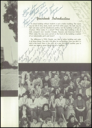 Page 7, 1955 Edition, Abraham Lincoln High School - Monarch Yearbook (San Jose, CA) online yearbook collection