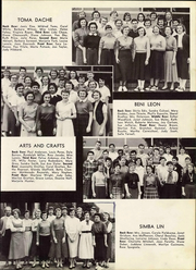 Abraham Lincoln High School - Monarch Yearbook (San Jose, CA) online yearbook collection, 1956 Edition, Page 57