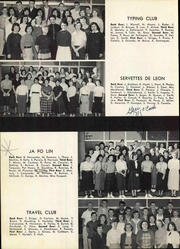 Abraham Lincoln High School - Monarch Yearbook (San Jose, CA) online yearbook collection, 1956 Edition, Page 58 of 120