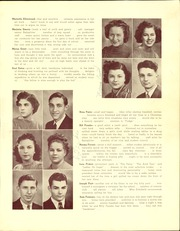 Page 11, 1940 Edition, Abraham Lincoln High School - Railsplitter Yearbook (Des Moines, IA) online yearbook collection
