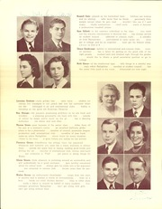 Page 12, 1940 Edition, Abraham Lincoln High School - Railsplitter Yearbook (Des Moines, IA) online yearbook collection