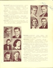 Page 13, 1940 Edition, Abraham Lincoln High School - Railsplitter Yearbook (Des Moines, IA) online yearbook collection