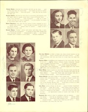 Page 15, 1940 Edition, Abraham Lincoln High School - Railsplitter Yearbook (Des Moines, IA) online yearbook collection