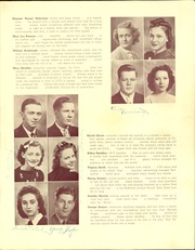 Page 17, 1940 Edition, Abraham Lincoln High School - Railsplitter Yearbook (Des Moines, IA) online yearbook collection