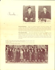 Page 6, 1940 Edition, Abraham Lincoln High School - Railsplitter Yearbook (Des Moines, IA) online yearbook collection
