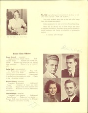 Page 7, 1940 Edition, Abraham Lincoln High School - Railsplitter Yearbook (Des Moines, IA) online yearbook collection