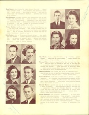 Page 9, 1940 Edition, Abraham Lincoln High School - Railsplitter Yearbook (Des Moines, IA) online yearbook collection