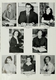 Page 10, 1957 Edition, Abraham Lincoln High School - Railsplitter Yearbook (Des Moines, IA) online yearbook collection