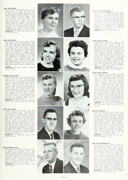 Page 13, 1957 Edition, Abraham Lincoln High School - Railsplitter Yearbook (Des Moines, IA) online yearbook collection