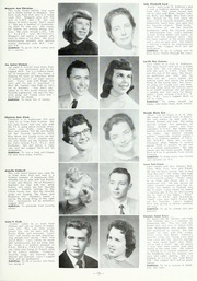 Page 15, 1957 Edition, Abraham Lincoln High School - Railsplitter Yearbook (Des Moines, IA) online yearbook collection