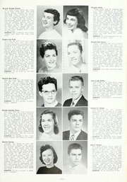 Page 17, 1957 Edition, Abraham Lincoln High School - Railsplitter Yearbook (Des Moines, IA) online yearbook collection