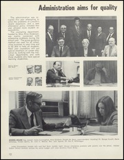 Page 16, 1974 Edition, Abraham Lincoln High School - Railsplitter Yearbook (Des Moines, IA) online yearbook collection