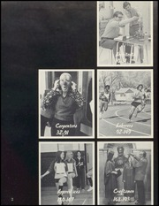 Page 6, 1974 Edition, Abraham Lincoln High School - Railsplitter Yearbook (Des Moines, IA) online yearbook collection