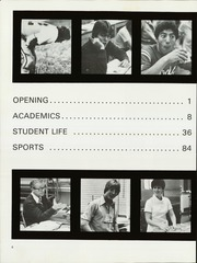 Page 10, 1981 Edition, Abraham Lincoln High School - Railsplitter Yearbook (Des Moines, IA) online yearbook collection
