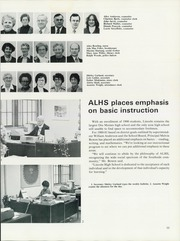 Page 15, 1981 Edition, Abraham Lincoln High School - Railsplitter Yearbook (Des Moines, IA) online yearbook collection