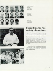 Page 17, 1981 Edition, Abraham Lincoln High School - Railsplitter Yearbook (Des Moines, IA) online yearbook collection