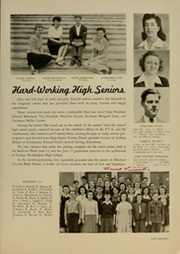 Page 17, 1942 Edition, Abraham Lincoln High School - Roundup Yearbook (San Francisco, CA) online yearbook collection