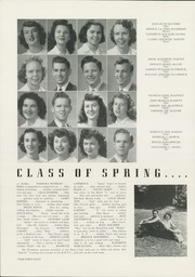 Abraham Lincoln High School - Roundup Yearbook (San Francisco, CA) online yearbook collection, 1945 Edition, Page 48