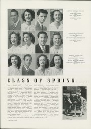 Abraham Lincoln High School - Roundup Yearbook (San Francisco, CA) online yearbook collection, 1945 Edition, Page 50