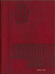 Abraham Lincoln High School - Roundup Yearbook (San Francisco, CA) online yearbook collection, 1946 Edition, Cover