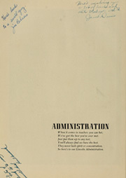 Page 10, 1946 Edition, Abraham Lincoln High School - Roundup Yearbook (San Francisco, CA) online yearbook collection