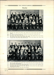 Page 12, 1934 Edition, Abraham Lincoln Junior High School - Annual Yearbook (Rockford, IL) online yearbook collection