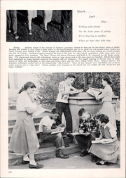 Page 10, 1950 Edition, Abraham Lincoln Junior High School - Annual Yearbook (Rockford, IL) online yearbook collection