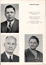 Page 15, 1950 Edition, Abraham Lincoln Junior High School - Annual Yearbook (Rockford, IL) online yearbook collection