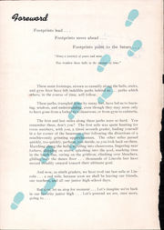 Page 6, 1950 Edition, Abraham Lincoln Junior High School - Annual Yearbook (Rockford, IL) online yearbook collection