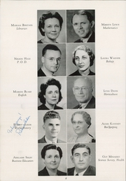 Page 10, 1949 Edition, Academy High School - Academe Yearbook (Erie, PA) online yearbook collection