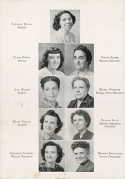 Page 12, 1949 Edition, Academy High School - Academe Yearbook (Erie, PA) online yearbook collection