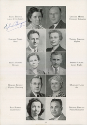 Page 14, 1949 Edition, Academy High School - Academe Yearbook (Erie, PA) online yearbook collection