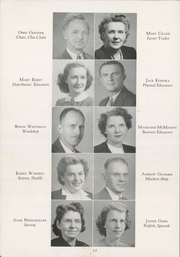 Page 16, 1949 Edition, Academy High School - Academe Yearbook (Erie, PA) online yearbook collection