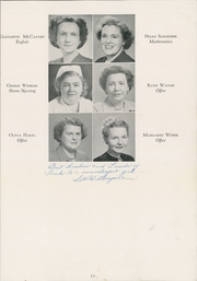 Page 17, 1949 Edition, Academy High School - Academe Yearbook (Erie, PA) online yearbook collection