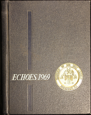 Academy of the Holy Angels - Echoes Yearbook (Demarest, NJ) online yearbook collection, 1969 Edition, Cover