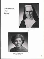 Page 13, 1969 Edition, Academy of the Holy Angels - Echoes Yearbook (Demarest, NJ) online yearbook collection