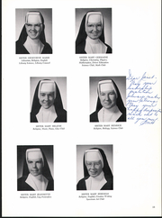 Page 17, 1969 Edition, Academy of the Holy Angels - Echoes Yearbook (Demarest, NJ) online yearbook collection