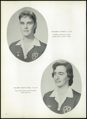 Page 14, 1958 Edition, Academy of the Holy Child - Res Anni Yearbook (Portland, OR) online yearbook collection