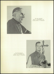Page 14, 1960 Edition, Academy of the Holy Cross - Cross and Anchor Yearbook (Kensington, MD) online yearbook collection