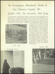 Page 8, 1960 Edition, Academy of the Holy Cross - Cross and Anchor Yearbook (Kensington, MD) online yearbook collection