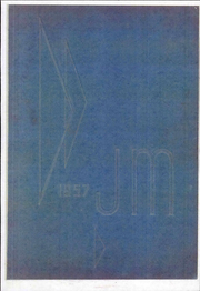 Academy of the Holy Names - JM Yearbook (Albany, NY) online yearbook collection, 1957 Edition, Cover